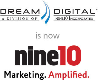 Dream Digital is now nine10, a Marketing & Advertising Agency in Grande Prairie.